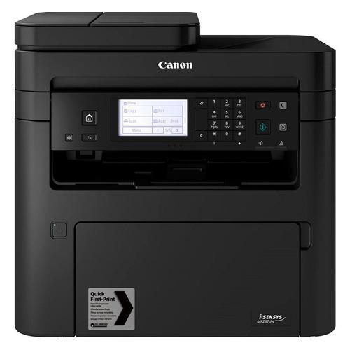 Фото - МФУ лазерный CANON i-Sensys MF267dw, A4, лазерный, черный [2925c064] мфу canon mf267dw