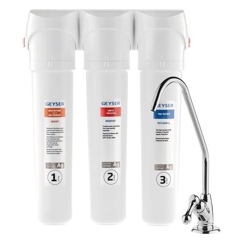 Фото - Водоочиститель Гейзер Смарт Макс, белый [16030] фильтр для воды гейзер смарт макс белый 16030