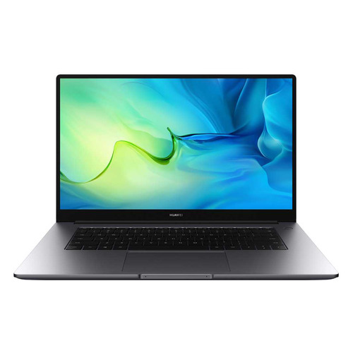 Ноутбук HUAWEI MateBook D 15 BohL-WDQ9, 15.6, IPS, AMD Ryzen 5 4500U 2.3ГГц, 8ГБ, 512ГБ SSD, AMD Radeon , Windows 10 Home, 53011FPK, серый ноутбук huawei matebook d 14 nbl waq9r 14 ips amd ryzen 5 3500u 2 1ггц 8гб 512гб ssd amd radeon vega 8 windows 10 53010ttb серый