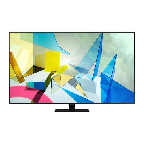 Фото - QLED телевизор SAMSUNG QE50Q80TAUXRU, 50, Ultra HD 4K qled телевизор samsung qe50q80tauxru