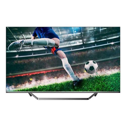 Фото - Телевизор HISENSE 50U7QF, 50, Ultra HD 4K телевизор hisense 50a7300f 50 2020 черный