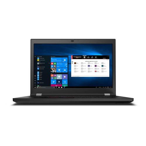 """Ноутбук Lenovo ThinkPad P17, 17.3"""", IPS, Intel Core i7 10750H 2.6ГГц, 16ГБ, 512ГБ SSD, NVIDIA Quadro T1000 - 4096 Мб, Windows 10 Professional, 20SN002SRT, черный"""