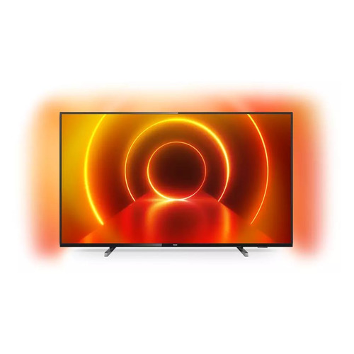 Телевизор PHILIPS 43PUS7805/60, 43, Ultra HD 4K телевизор philips 43 43pfs6825 60 черный