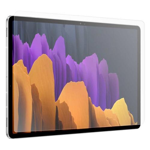 Фото - Защитное стекло BORASCO Hybrid Glass для Samsung Galaxy Tab S7+, 1 шт [39318] защитное стекло для экрана borasco hybrid glass для bq magic гибридная 1 шт [40029]