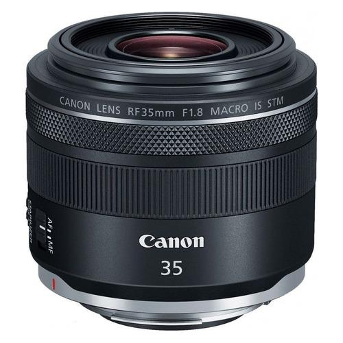 Объектив Canon 35mm f/1.8 RF IS STM, Canon RF, черный [2973c005]