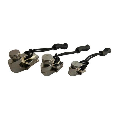 Брелок Munkees Fixn Zip (7063) серебристый нержавеющая сталь