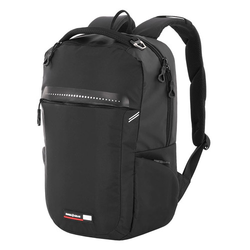 сумка планшет wenger swissgear sa18262166 22x9x29см 0 36кг полиэстер черный Рюкзак Wenger SWISSGEAR (3628202406) 30x43x14.5см 19л. 0.58кг. полиэстер черный