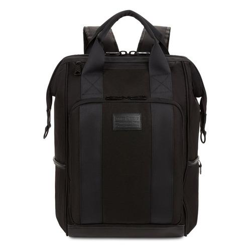 сумка планшет wenger swissgear sa18262166 22x9x29см 0 36кг полиэстер черный Рюкзак Wenger SWISSGEAR (3577202424) 29x41x17см 20л. 1.2кг. полиэстер черный
