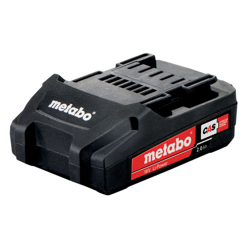 Батарея аккумуляторная Metabo 625596000 18В 2Ач Li-Ion