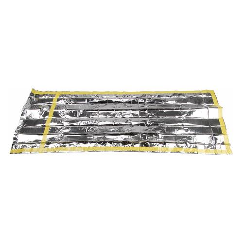 Мешок спальный AceCamp 3807 Survival Thermal Bag прав. одеяло дл.:213см серебристый/желтый (3807)