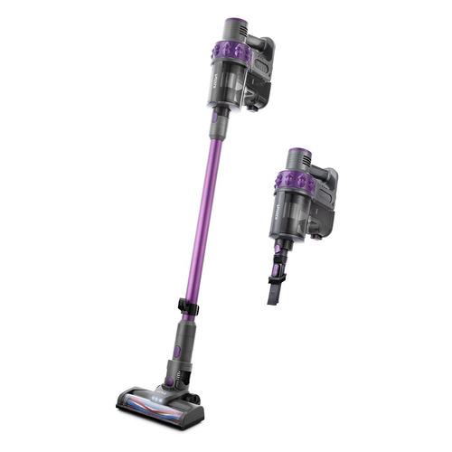 Фото - Ручной пылесос (handstick) KITFORT KT-573, 150Вт, черный/фиолетовый ручной пылесос handstick kitfort кт 551 400вт серый фиолетовый