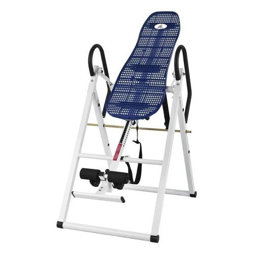Стол инверсионный DFC XJ-I-11EL белый/синий тренажер dfc xj ci 01slgr инверсионный стол