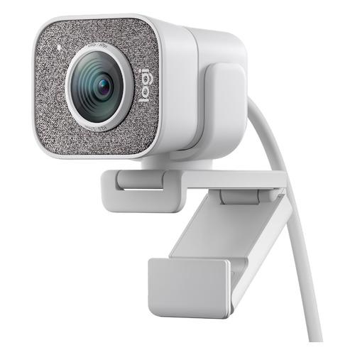 Фото - Web-камера LOGITECH StreamCam White, белый и серый [960-001297] камера видеонаблюдения nobelic nblc 1110f msd белый