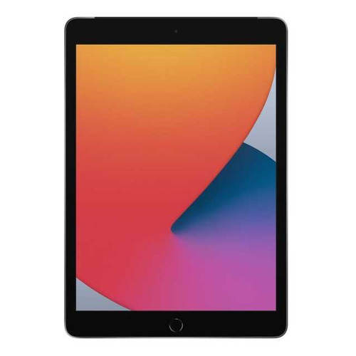 Планшет APPLE iPad 2020 32Gb Wi-Fi + Cellular MYMH2RU/A, 32GB, 3G, 4G, iOS темно-серый смартфон nokia 2 4 ds ta 1270 серый 6 5 32 гб wi fi bluetooth 3g 4g gps
