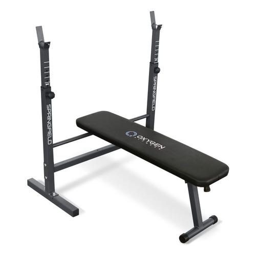 Фото - Скамья для силовых тренировок OXYGEN Fitness Springfield, черный джемпер springfield springfield sp014ewxct33