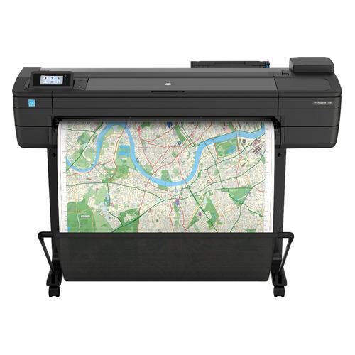 Фото - Плоттер HP Designjet T73036, 36 [f9a29d] принтер hp designjet t1600 3ek10a 36 a0