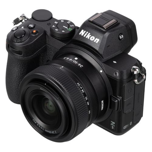 Фото - Фотоаппарат Nikon Z 5 BK EU 24-50 Kit черный 24.3Mpix 3.2 4K WiFi Nikkor Z 5 BK EU 24-50 Kit EN-EL1 new vga 2av reversing driver controller board kit 6 5 inch at065tn14 50pin screen touch panel usb controller kit