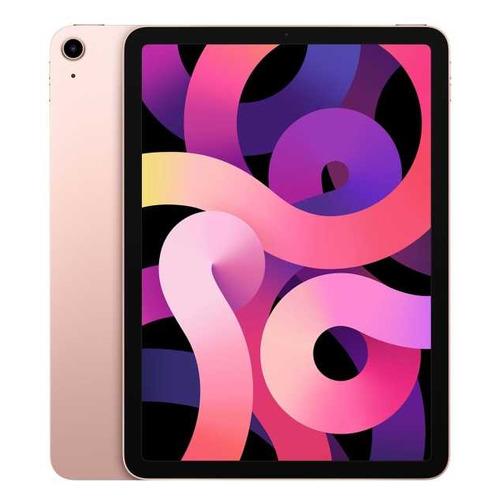 Планшет APPLE iPad Air 2020 64Gb Wi-Fi MYFP2RU/A, 64GB, iOS розовое золото планшет apple ipad air 10 9 2020 wi fi 64gb rose gold myfp2ru a