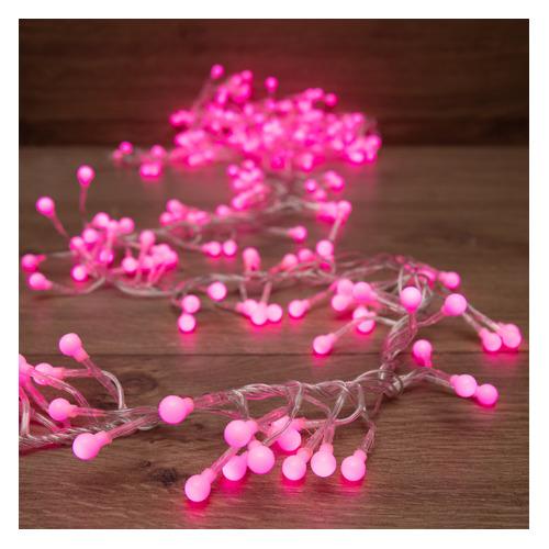 Гирлянда Neon-Night Home Мишура LED фор.:мишура 288лам. ПВХ/медь (303-607)