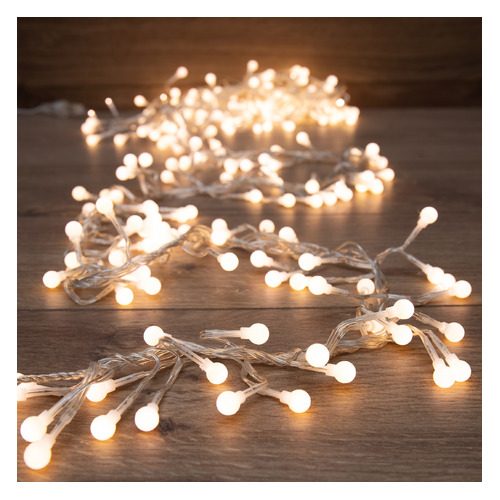Гирлянда Neon-Night Home Мишура LED фор.:мишура 288лам. ПВХ/медь (303-606)