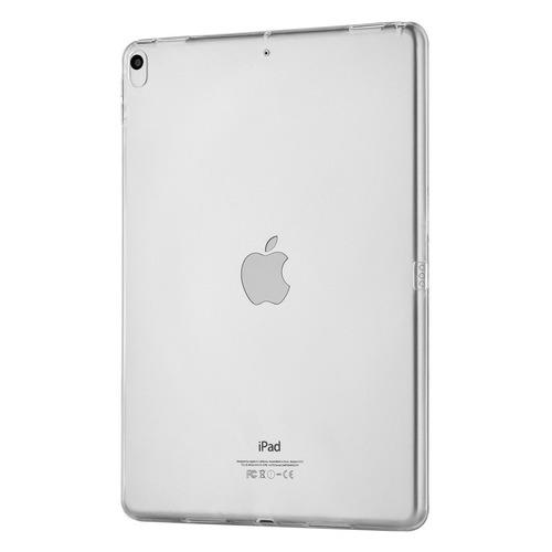 Чехол-бампер UBEAR Tone Case, для Apple iPad Pro 10.5 2017/Air 2019 [cs75tr105tn-ipa], прозрачный, термопластичный полиуретан  - купить со скидкой
