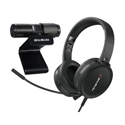 Фото - Web-камера AVERMEDIA BO317, черный [61bo317000ap] сетевой аудиоплеер onkyo ns 6170