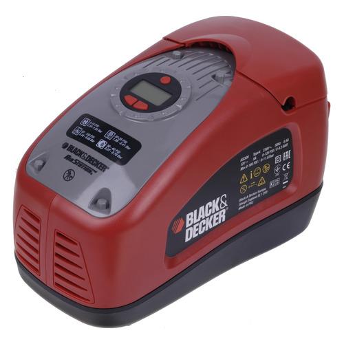 Автомобильный компрессор BLACK+DECKER ASI300-QS