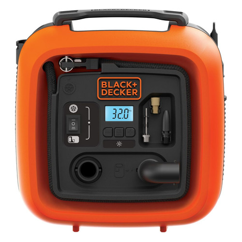 фильтр сменный для dv7210 dv9610 dv1010el dv1210 dv1410el adv1220 black decker vf110fc xj vf110fc xj Автомобильный компрессор BLACK+DECKER ASI400-XJ