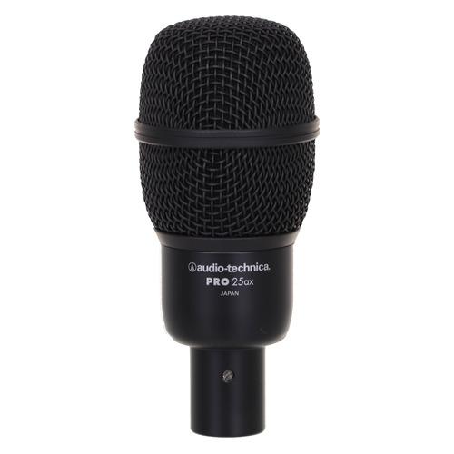 Микрофон AUDIO-TECHNICA PRO25AX, черный [80001078]