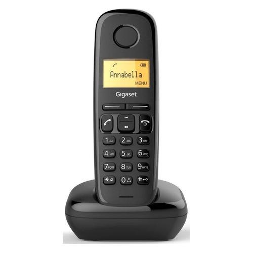 Радиотелефон GIGASET A170 SYS RUS, черный [s30852-h2802-s301]