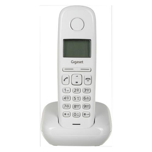 Радиотелефон GIGASET A170 SYS RUS, белый [s30852-h2802-s302]