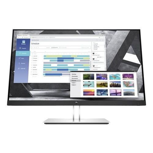 """Монитор HP E27q G4 27"""", черный и серебристый [9vg82aa]"""