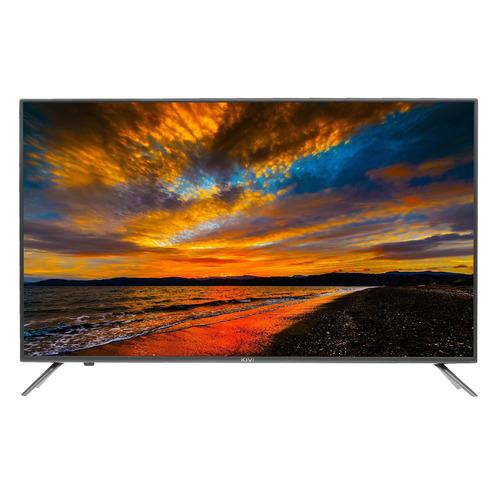 Телевизор KIVI 43U710KB, 43, Ultra HD 4K led телевизор kivi 40u600kd ultra hd 4k