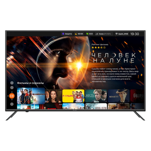 Телевизор KIVI 55U600KD, 55, Ultra HD 4K телевизор xiaomi mi tv 4s 55 55 ultra hd 4k