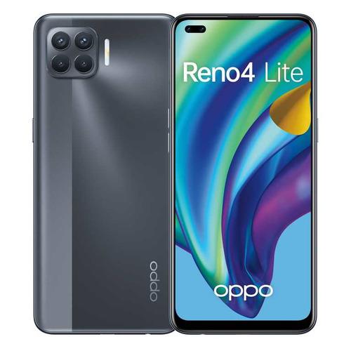 Смартфон OPPO Reno 4 Lite 128Gb, черный  - купить со скидкой