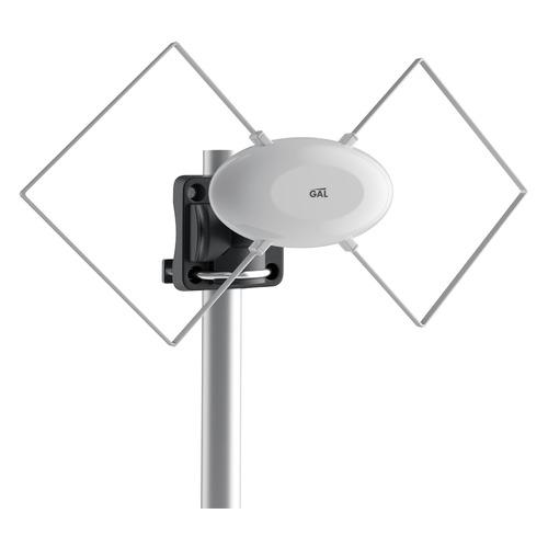 Фото - Телевизионная антенна GAL DA-300, комнатная/уличная телевизионная антенна gal ao 930 уличная