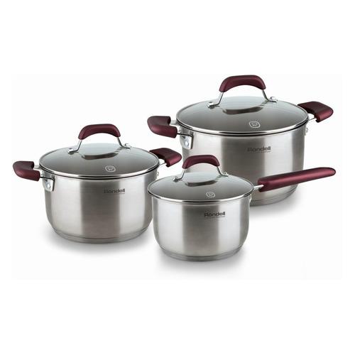 Набор посуды Rondell Bojole, 6 предметов