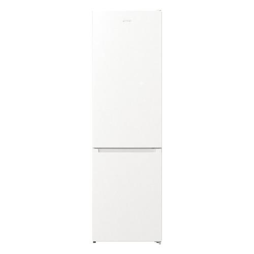 Холодильник GORENJE RK6201EW4, двухкамерный, белый холодильник gorenje rk621syb4 черный двухкамерный
