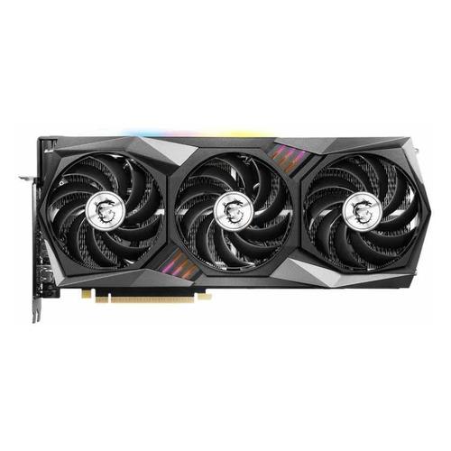 Видеокарта MSI nVidia GeForce RTX 3070 , RTX 3070 GAMING X TRIO, 8ГБ, GDDR6, Ret