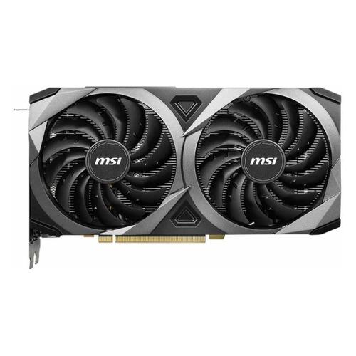 Видеокарта MSI nVidia GeForce RTX 3070 , RTX 3070 VENTUS 2X OC, 8ГБ, GDDR6, OC, Ret