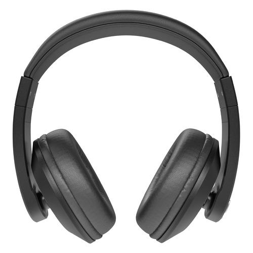 Фото - Гарнитура GAL Gal BH-3006, Bluetooth, накладные, черный гарнитура gal gal bh 1005 bluetooth вкладыши черный