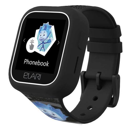 Смарт-часы ELARI FixiTime Lite, черный / черный elari elft l pnk часы kidphone fixitime lite розовые