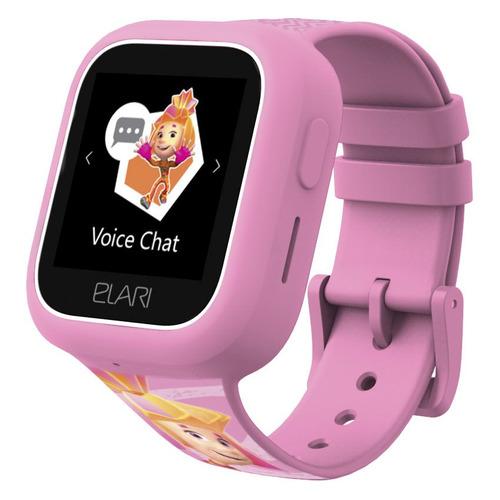 Смарт-часы ELARI FixiTime Lite, розовый / розовый