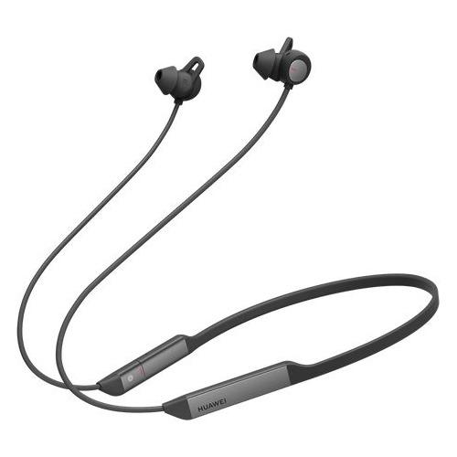 Наушники с микрофоном HUAWEI FreeLace Pro Nile-CN020, Bluetooth, вкладыши, черный [55033380]  - купить со скидкой