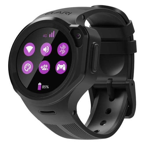 Смарт-часы ELARI KidPhone-4GR, 1.3