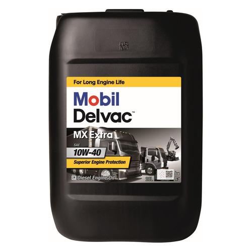 Моторное масло MOBIL Delvac MX Extra 10W-40 20л. минеральное [152673]