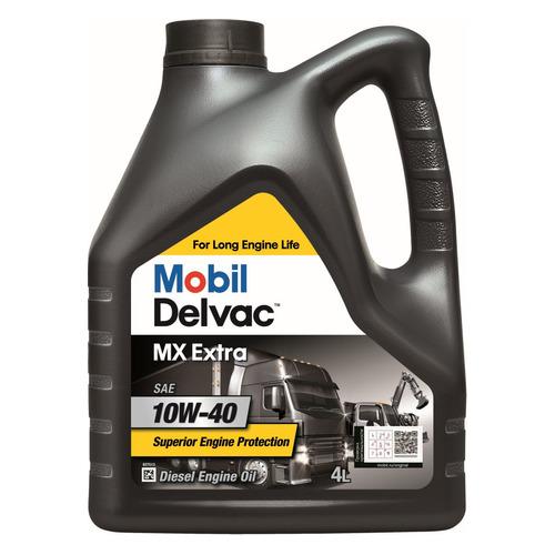 Моторное масло MOBIL Delvac MX Extra 10W-40 4л. минеральное [152538]