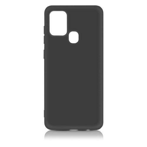 Чехол (клип-кейс) DF sOriginal-17, для Samsung Galaxy M31, черный [df soriginal-17 (black)] чехол клип кейс df soriginal 16 для samsung galaxy m51 черный [df soriginal 16 black ]