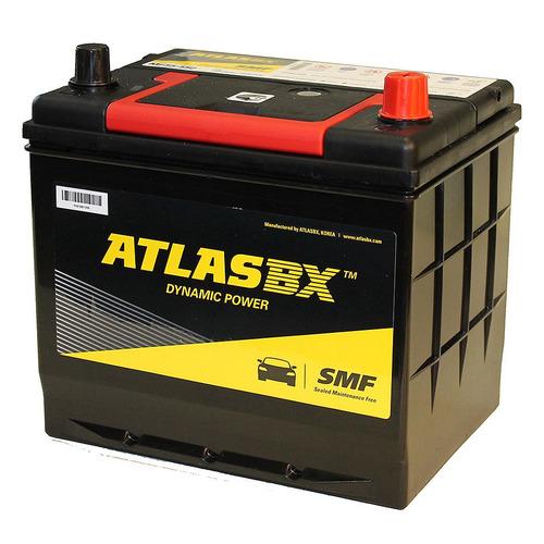 Аккумулятор автомобильный ATLAS SMF 60Ач 550A [mf35-550]