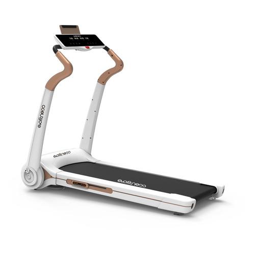 Беговая дорожка Evo Fitness Cosmo 5 белый/бронзовый